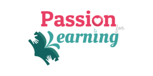 Passion for learning - Logo
